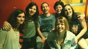 toñín y the gachises