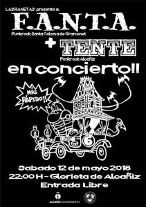FANTA+Tente